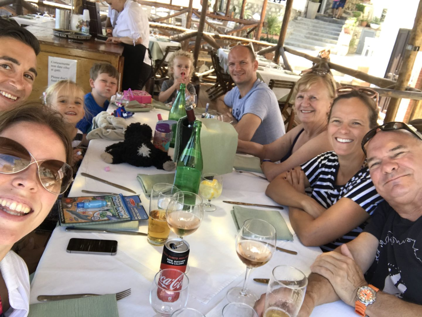 2017 - A Summary of an Absolutely Incredible Year of Holidays! - Wanderlust Family with Family in Sorrento