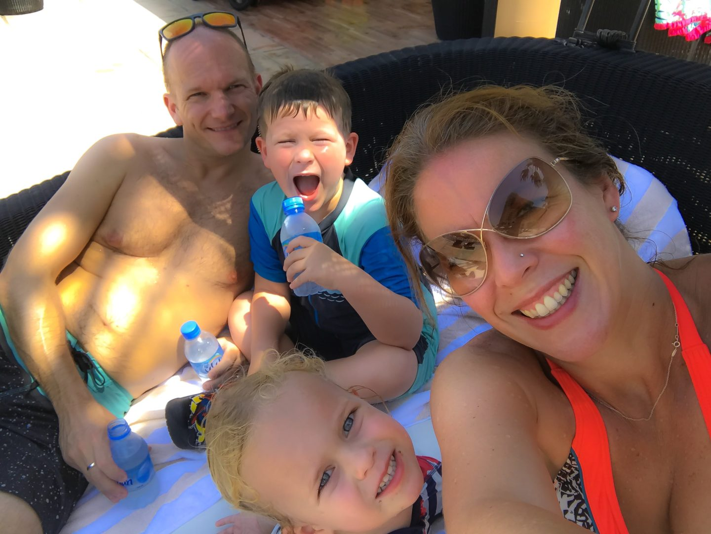 2017 - A Summary of an Absolutely Incredible Year of Holidays! - Wanderlust Family on Staycation in Doha