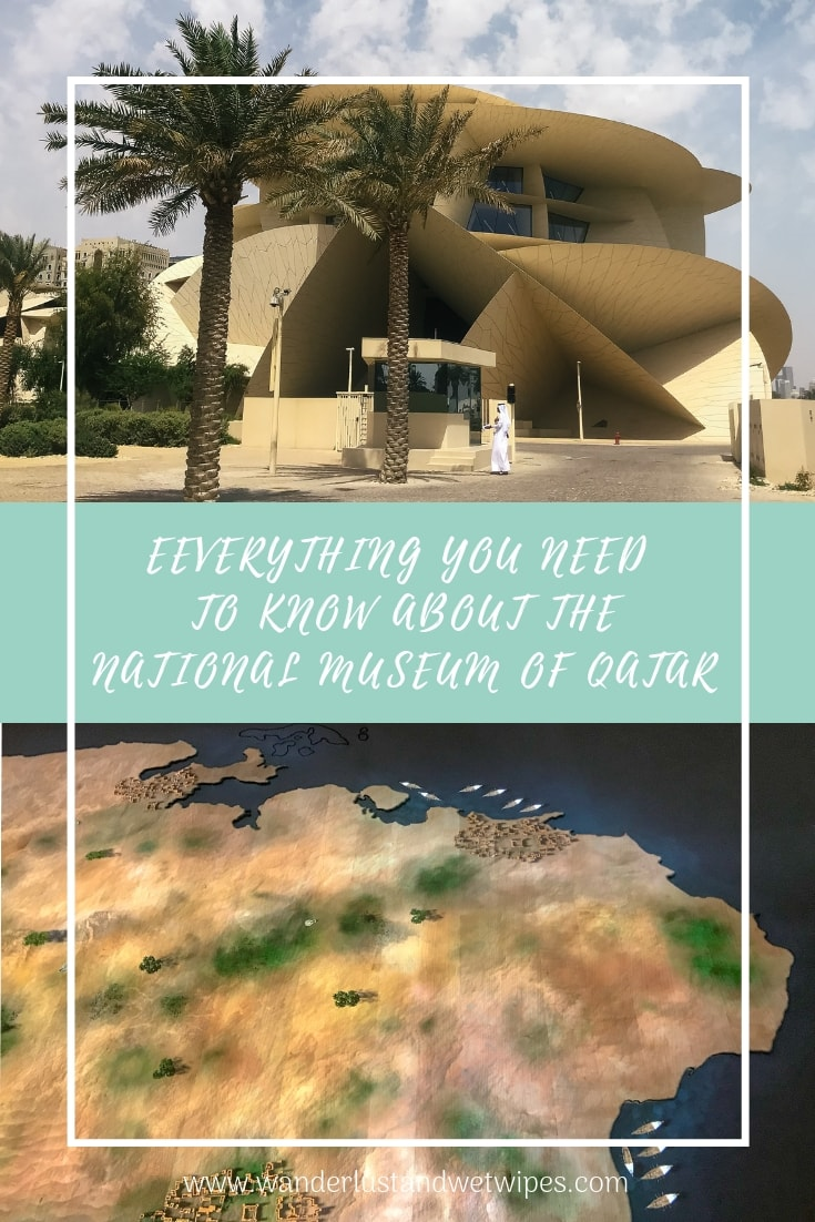 Everything you need to know about the National Museum of Qatar!