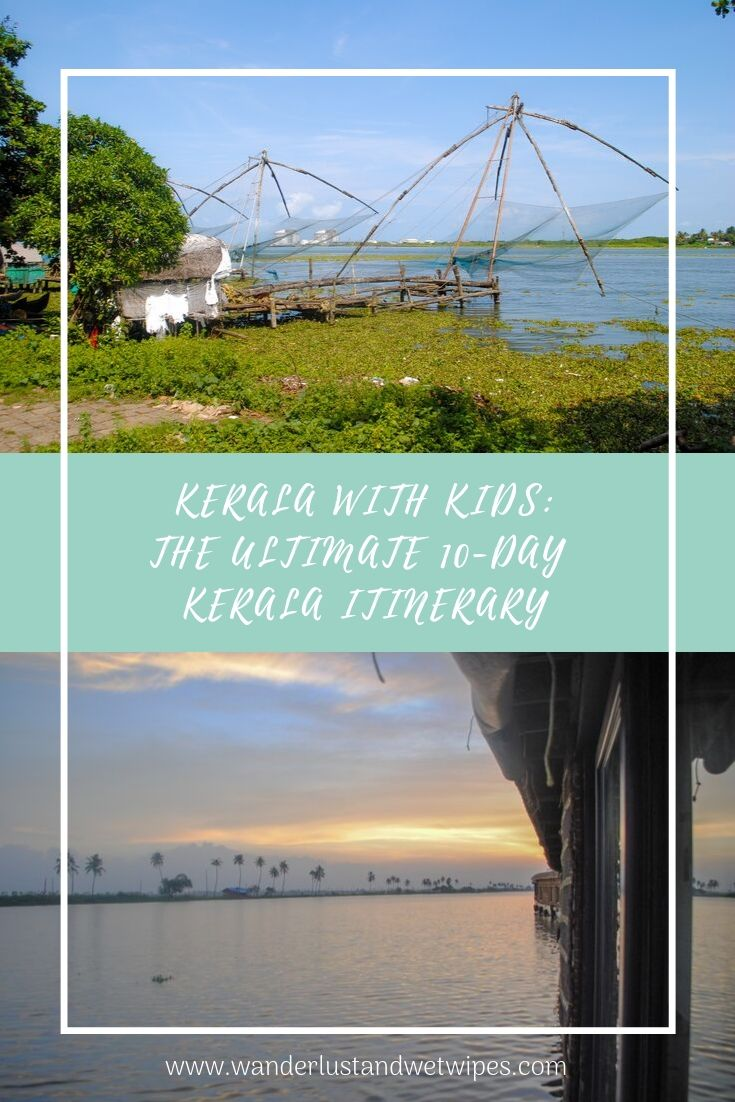 10 Day Kerala Itinerary - likes this post? Please Pin It!