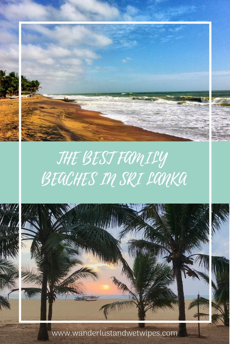 Looking for some of the most beautiful beaches in the world? Want to combine it with some adventure? Head to the best family beaches in Sri Lanka!