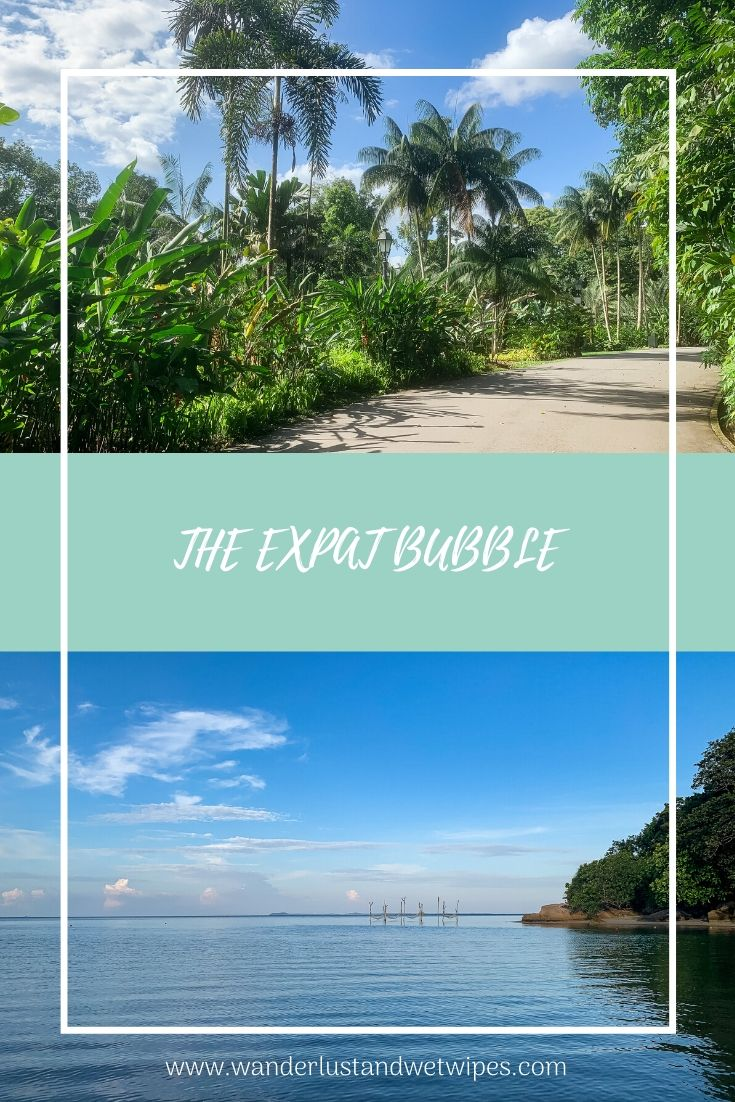 The Expat Bubble - sometimes I feel so far removed from reality. From the things going on at home and even from the things going on in countries where we used to live. How do you channel that into positive energy? Read on to find out more...
