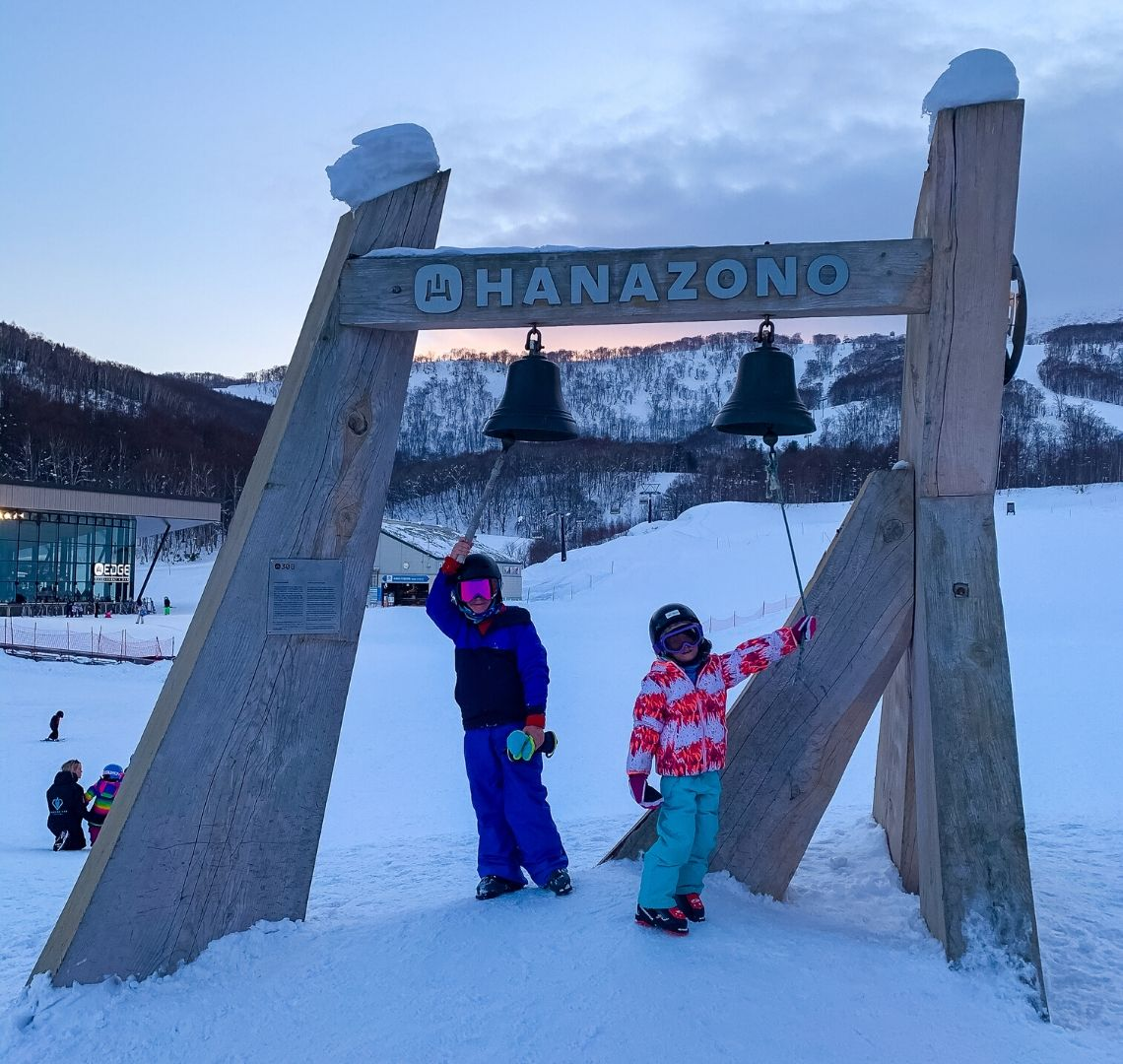 5 reasons to go family skiing in Niseko
