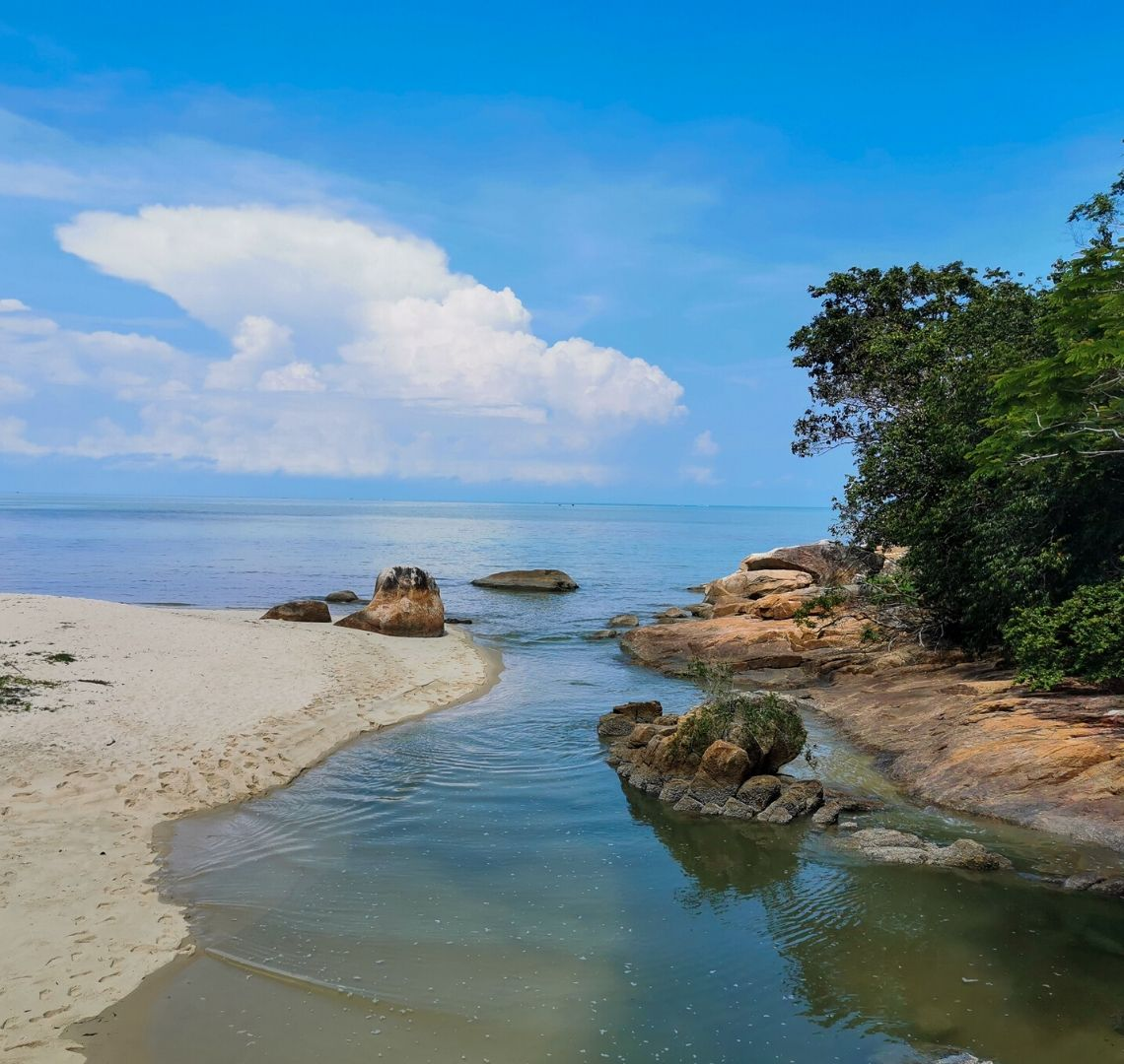 Best secret islands in Malaysia with kids