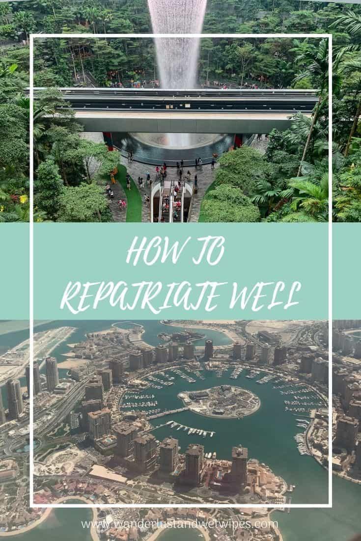 How To Repatriate Well - pinnable image