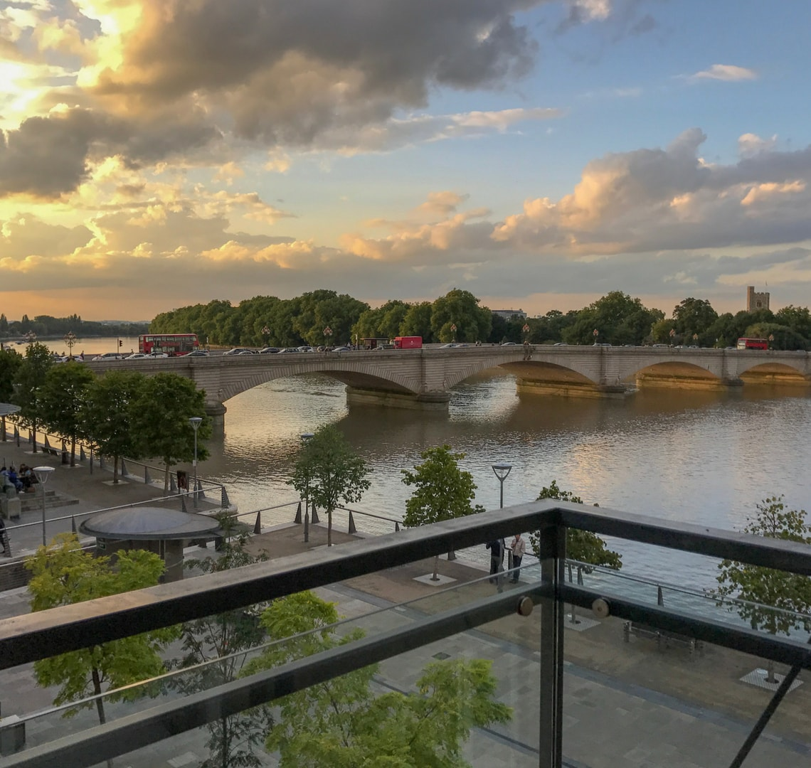 An Absolutely Incredible Year of Holidays! - View of Putney Bridge