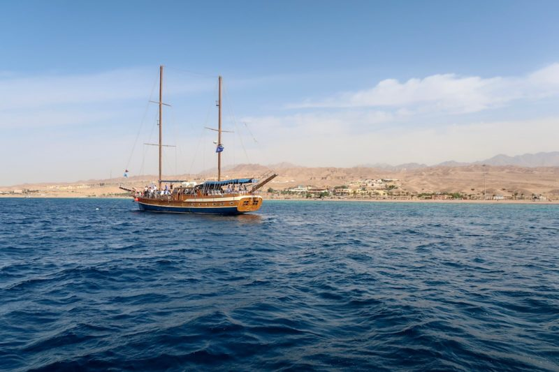7 Things We Loved About Jordan - Views across Tala Bay, Aqaba