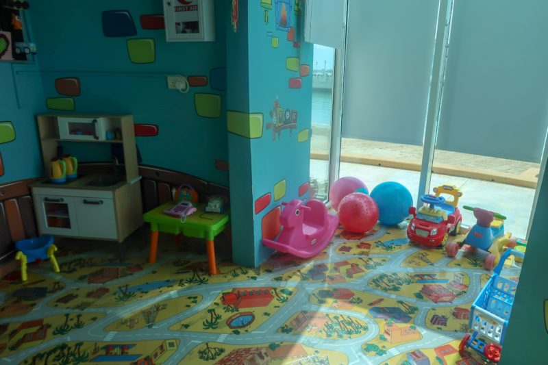 Four Seasons Doha - more kids club activities