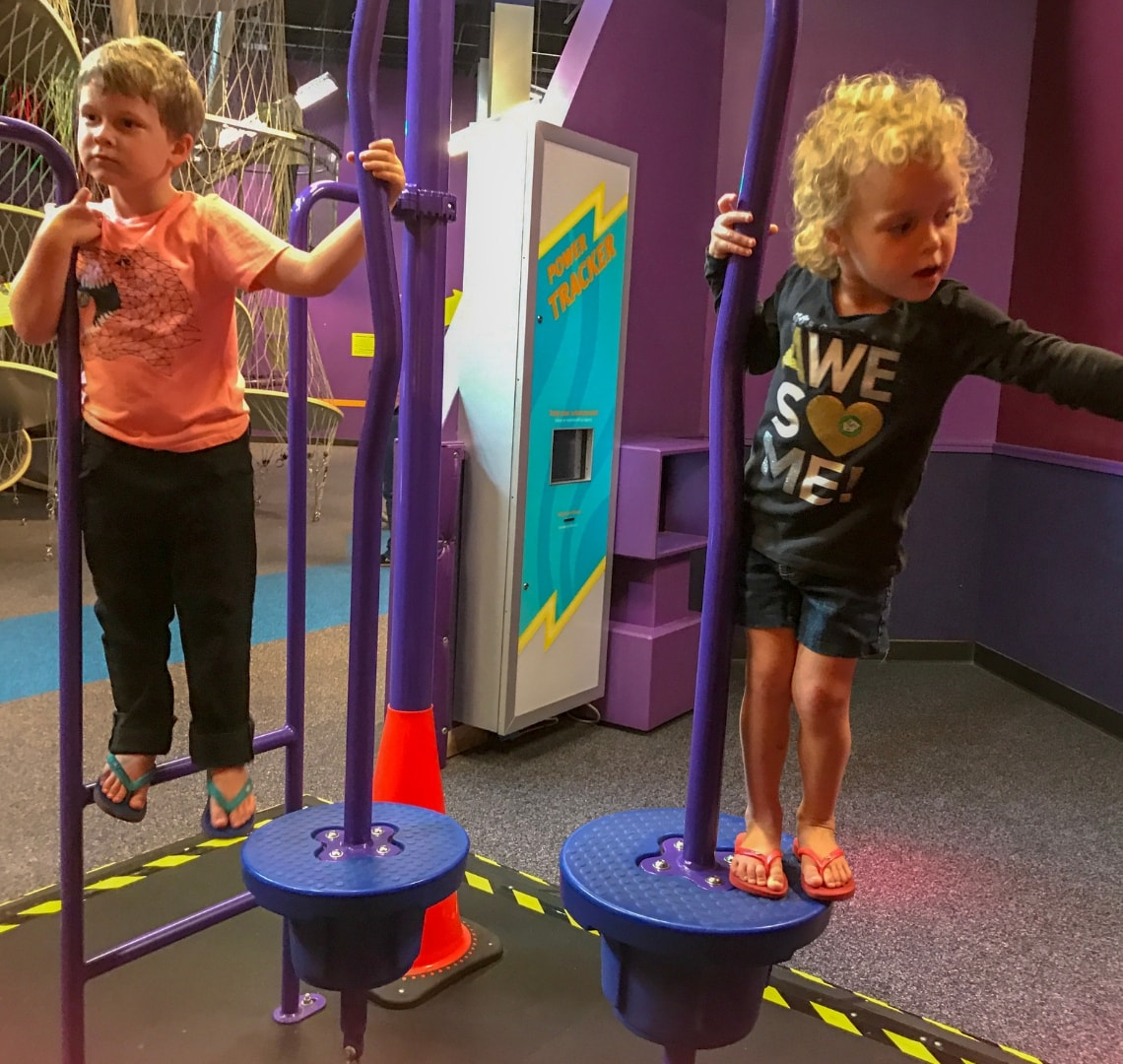 Houston - the Things at the Children's Museum