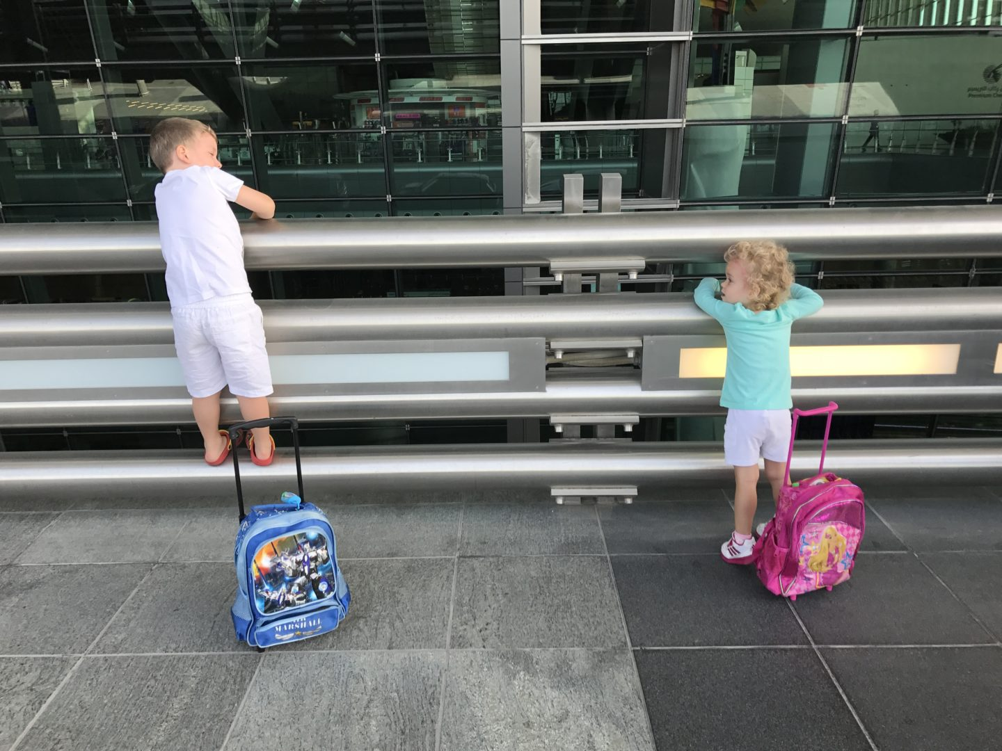 How to prepare kids for travel