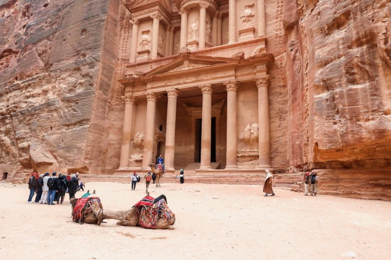 7 Things We Loved About Jordan - The Treasury at Petra