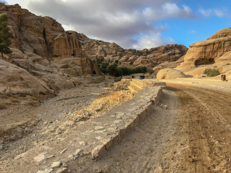 7 Things We Loved About Jordan - Hills on the way to the Siq in Petra, Jordan