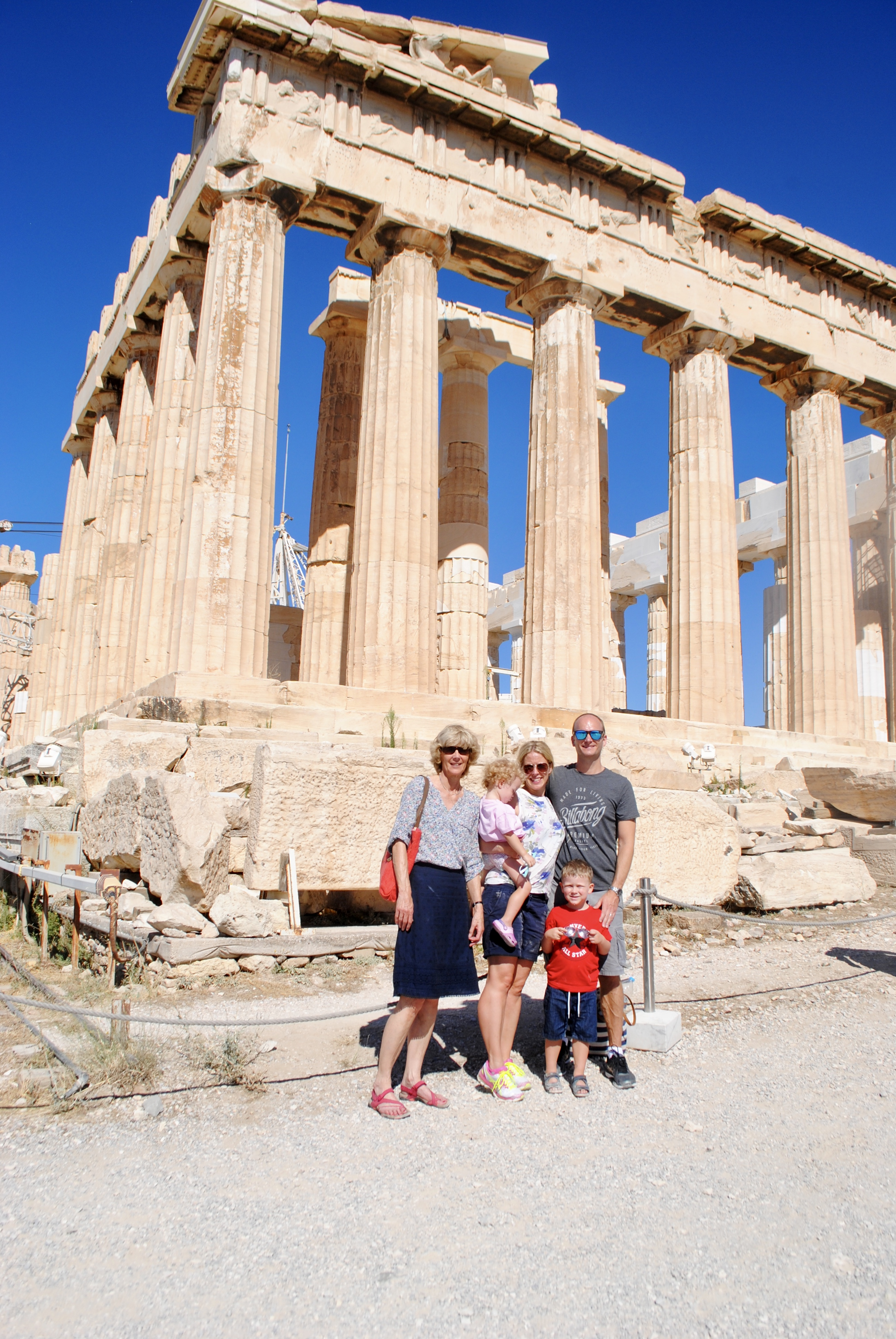 How can you beat the Acropolis?!