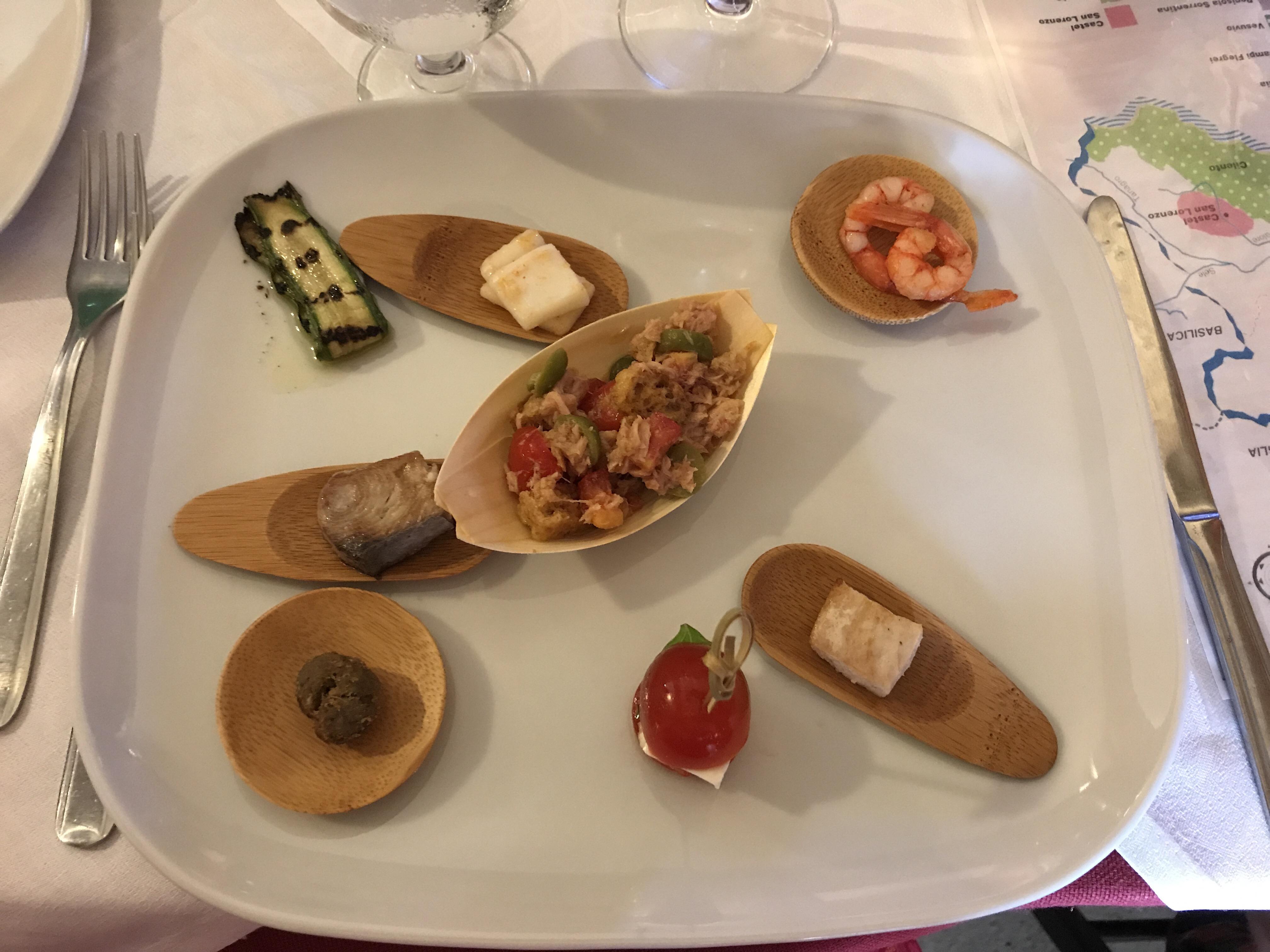 Casale Villarena Food