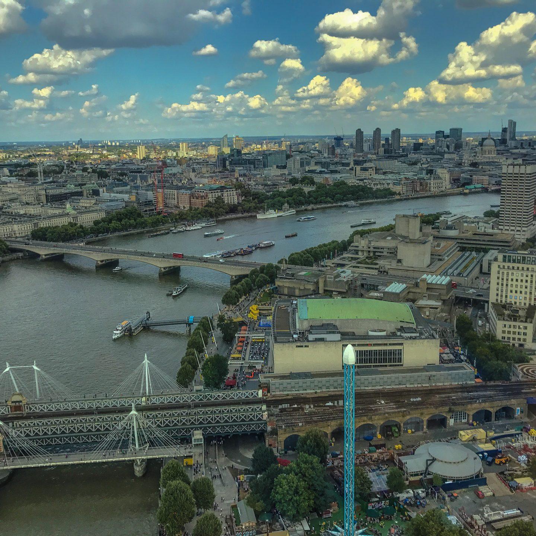 10 reasons I remember I love the UK