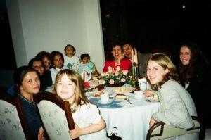 "My amazing Ecuadorian ""family"""